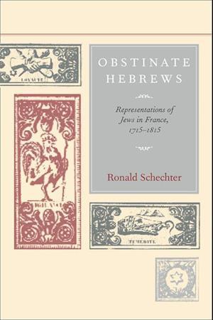Obstinate Hebrews af Ronald Schechter