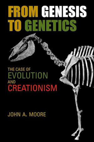 From Genesis to Genetics af John A. Moore