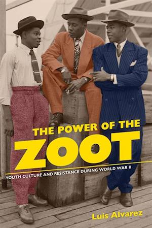 Power of the Zoot af Luis Alvarez