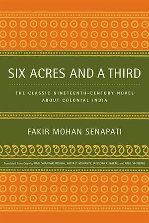 Six Acres and a Third af Fakir Mohan Senapati