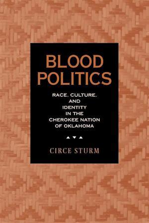 Blood Politics af Circe Dawn Sturm