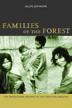 Families of the Forest af Allen Johnson