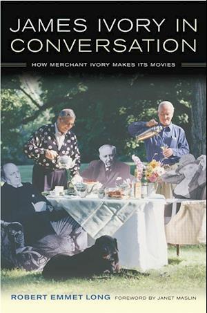 James Ivory in Conversation af Robert Emmet Long