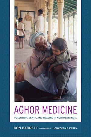 Aghor Medicine af Ronald L. Barrett