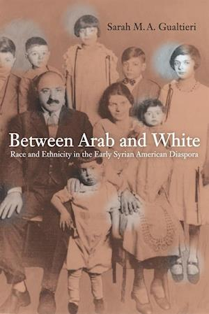 Between Arab and White af Sarah Gualtieri