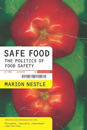 Safe Food af Marion Nestle