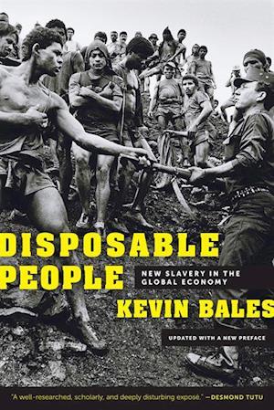 Disposable People af Kevin Bales