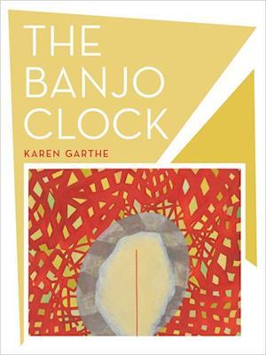 Banjo Clock af Karen Garthe