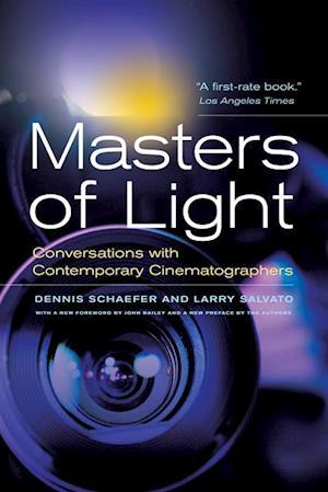 Masters of Light af Larry Salvato, Dennis Schaefer