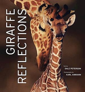 Giraffe Reflections af Dale Peterson