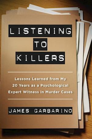 Listening to Killers af James Garbarino