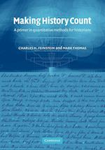 Making History Count af Mark Thomas, Charles H Feinstein