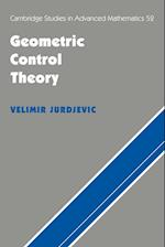 Geometric Control Theory af Velimir Jurdjevic