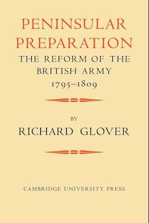 Peninsular Preparation af Richard Glover