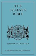 The Lollard Bible af Margaret Deanesly