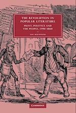 The Revolution in Popular Literature af Ian Haywood