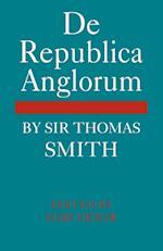 De Republica Anglorum af Mary Dewar, Thomas Smith