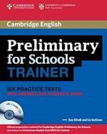 Preliminary for Schools Trainer af Sue Elliott, Liz Gallivan