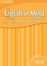 English in Mind Starter Level Teacher's Resource Book af Brian Hart, Mario Rinvolucri, Jeff Stranks
