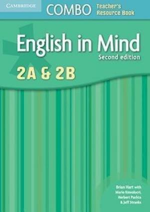 English in Mind Levels 2A and 2B Combo Teacher's Resource Book af Mario Rinvolucri, Jeff Stranks, Brian Hart