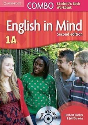 English in Mind Level 1a Combo A with DVD-ROM af Herbert Puchta, Jeff Stranks