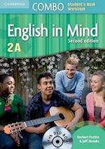 English in Mind Level 2A Combo A with DVD-ROM af Herbert Puchta, Jeff Stranks