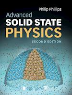 Advanced Solid State Physics af Philip Phillips