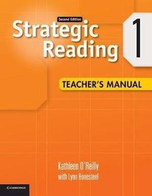 Strategic Reading Level 1 Teacher's Manual af Kathleen O Reilly, Lynn Bonesteel