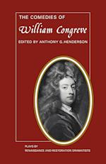 The Comedies of William Congreve af William Congreve, Anthony G Henderson