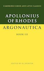 Apollonius of Rhodes:Argonautica Book III af E J Kenney, R L Hunter, Apollonius