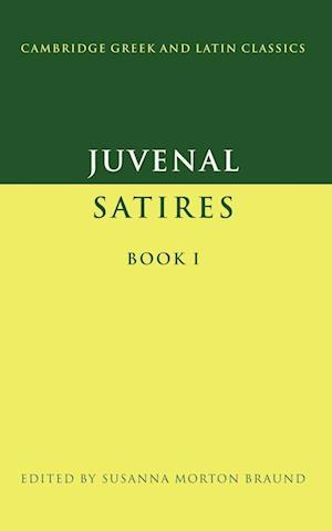 Juvenal: Satires Book I af E J Kenney, Juvenal, P E Easterling