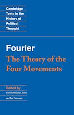 Fourier: The Theory of the Four Movements af Charles Fourier, Gareth Stedman Jones, Ian Patterson