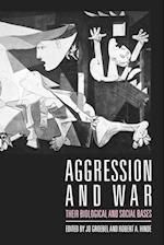 Aggression and War af Jo Groebel, Robert A Hinde