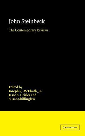 John Steinbeck af Jesse S Crisler, Joseph R McElrath, Susan Shillinglaw