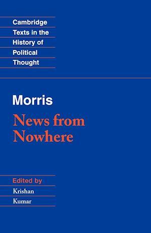 Morris: News from Nowhere af Krishan Kumar, William Morris