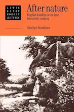 After Nature af Marilyn Strathern