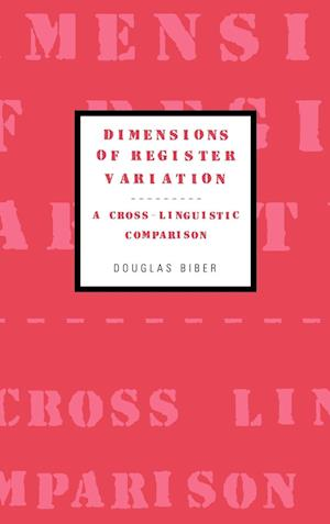 Dimensions of Register Variation af Douglas Biber