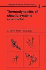 Thermodynamics of Chaotic Systems af Predrag Cvitanovic, Christian Beck, Harry L Swinney