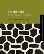 Cellular Solids af Lorna J Gibson, D R Clarke, Michael F Ashby