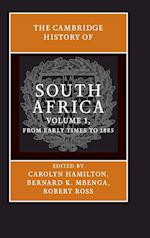The Cambridge History of South Africa: Volume 1, From Early Times to 1885 af Carolyn Hamilton, Robert Ross, Bernard Mbenga