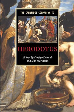 The Cambridge Companion to Herodotus af John Wiens, John M Marincola, John Marincola