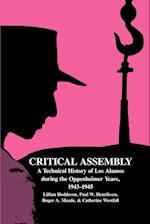 Critical Assembly af Robert Penneman, Roger A Meade, Catherine L Westfall