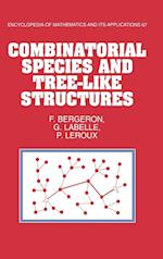 Combinatorial Species and Tree-like Structures af Pierre Leroux, Gian Carlo Rota, B Doran
