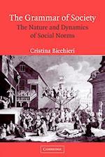 The Grammar of Society af Cristina Bicchieri