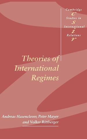 Theories of International Regimes af Thomas Biersteker, Peter Mayer, Joseph M Grieco