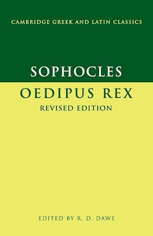 Sophocles: Oedipus Rex af Richard Hunter, Philip Hardie, E J Kenney