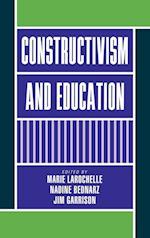 Constructivism and Education af Jim Garrison, Nadine Bednarz, Marie Larochelle