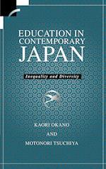 Education in Contemporary Japan af Motonori Tsuchiya, Yoshio Sugimoto, Wolfgang Seifert