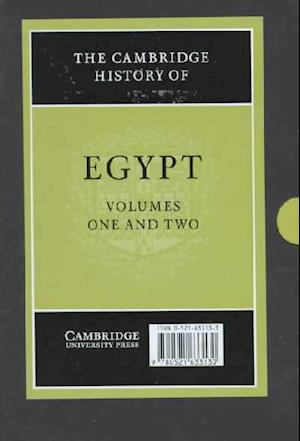 The Cambridge History of Egypt, Volumes 1 and 2 af M. W. Daly, Carl F. Petry