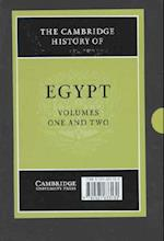 The Cambridge History of Egypt, Volumes 1 and 2 (The Cambridge History of Egypt)
